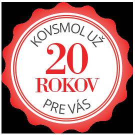 KovSmol už 20 rokov pre vás